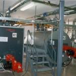 ZTS Strojárne, a.s. Námestovo – kombinovaná teplovodná a horúcovodná kotolňa